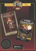 Wing Commander & Ultima VI: The False Prophet DOS Front Cover