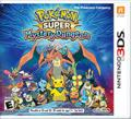 Pokémon Super Mystery Dungeon Nintendo 3DS Front Cover