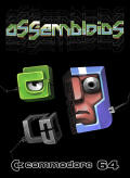 Assembloids Commodore 64 Front Cover