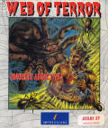 Web of Terror Atari ST Front Cover