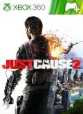 Just Cause 2: Chaos Parachute Xbox 360 Front Cover
