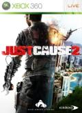 Just Cause 2: Agency Hovercraft Xbox 360 Front Cover