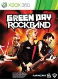 Green Day: Rock Band Xbox 360 Front Cover