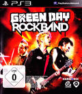 Green Day: Rock Band PlayStation 3 Front Cover