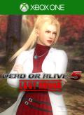 Dead or Alive 5: Last Round - Rachel School Uniform Xbox One Front Cover