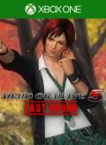 Dead or Alive 5: Last Round - Mila School Uniform Xbox One Front Cover