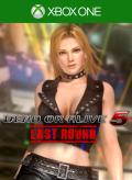 Dead or Alive 5: Last Round - Pop Idol Tina Xbox One Front Cover