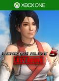 Dead or Alive 5: Last Round - Character: Momiji Xbox One Front Cover
