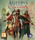 Assassin's Creed Chronicles Xbox One Front Cover