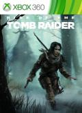 Rise of the Tomb Raider: Baba Yaga - The Temple of the Witch Xbox 360 Front Cover