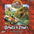 Jurassic Park III: Danger Zone! Macintosh Front Cover
