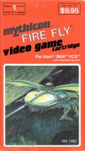 Fire Fly Atari 2600 Front Cover