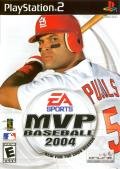 MVP Baseball 2004 PlayStation 2 Front Cover