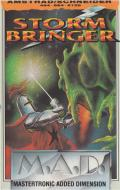 Stormbringer Amstrad CPC Front Cover