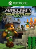 Minecraft: PlayStation 4 Edition - Minecraft Biome Settlers Skin Pack 1 Xbox One Front Cover