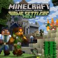 Minecraft: PlayStation 4 Edition - Minecraft Biome Settlers Skin Pack 1 PlayStation 4 Front Cover