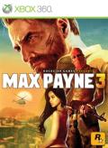 Max Payne 3: Rockstar Pass Xbox 360 Front Cover