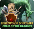 Legends of Solitaire: Curse of the Dragons Macintosh Front Cover