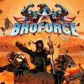 Broforce PlayStation 4 Front Cover