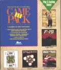 The Software Toolworks Game Pack III DOS Front Cover