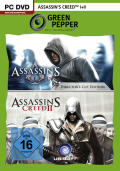 Assassin's Creed (Director's Cut Edition) / Assassin's Creed II Windows Front Cover