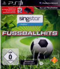 SingStar: Fussballhits PlayStation 3 Front Cover
