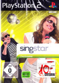 SingStar: Chartbreaker PlayStation 2 Front Cover