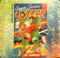 Graeme Souness International Soccer Commodore 64 Front Cover