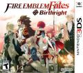 Fire Emblem Fates: Birthright Nintendo 3DS Front Cover
