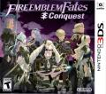 Fire Emblem Fates: Conquest Nintendo 3DS Front Cover