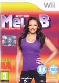Get Fit with Mel B Wii Front Cover