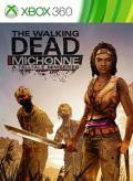 The Walking Dead: Michonne - Episode 1: In Too Deep Xbox 360 Front Cover
