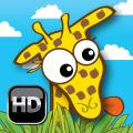 Giraffe's PreSchool Playground iPad Front Cover