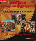 Advanced Dungeons & Dragons: Collector's Edition DOS Front Cover