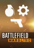 Battlefield: Hardline - Gear Shortcut Windows Front Cover