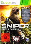 Sniper: Ghost Warrior - Gold Edition Xbox 360 Front Cover
