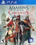 Assassin's Creed Chronicles PlayStation 4 Front Cover