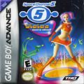 Space Channel 5 Game Boy Advance Front Cover