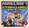 Minecraft: Story Mode - Episode 1: The Order of the Stone Wii U Front Cover