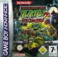 Teenage Mutant Ninja Turtles 2: Battle Nexus Game Boy Advance Front Cover