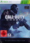 Call of Duty: Ghosts (Hardened Edition) Xbox 360 Front Cover