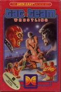 Tag Team Wrestling Commodore 64 Front Cover