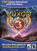 Luxor 3 Windows Front Cover