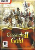 Cossacks II: Gold Windows Front Cover