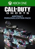 Call of Duty: Ghosts - Abstract Personalization Pack Xbox One Front Cover