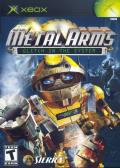Metal Arms: Glitch in the System Xbox Front Cover