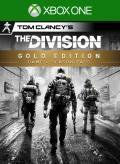 Tom Clancy's The Division (Gold Edition) Xbox One Front Cover