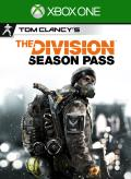 Tom Clancy's The Division: Season Pass Xbox One Front Cover 1st version