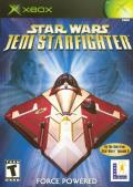 Star Wars: Jedi Starfighter Xbox Front Cover