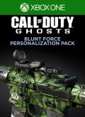 Call of Duty: Ghosts - Blunt Force Personalization Pack Xbox One Front Cover